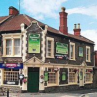 The Downend Tavern for hire