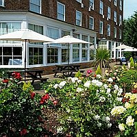 Homestead Court Hotel for hire