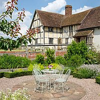 Eckington Manor for hire