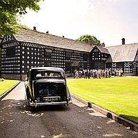 Samlesbury Hall for hire