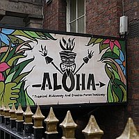 Aloha Bar for hire