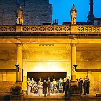 Roman Baths And Pump Room for hire