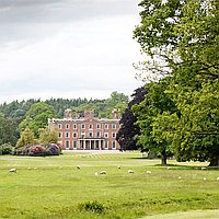 Weston Park for hire