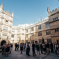 Bodleian Libraries for hire