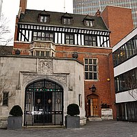 Ironmongers Hall for hire