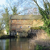 Bromham Mill and Gallery for hire