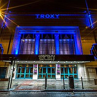 Troxy for hire