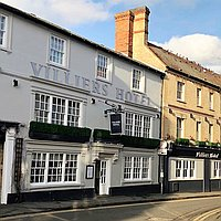 Villiers Hotel for hire