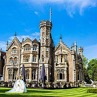 The Oakley Court for hire