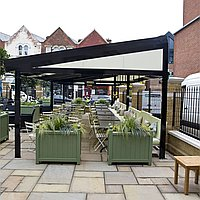 The Trafalgar Arms for hire