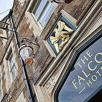 Falcon Hotel for hire