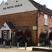 White Horse for hire