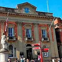Kidderminster Town Hall for hire