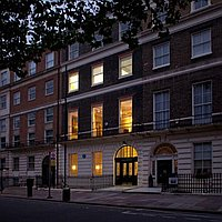 41 Portland Place for hire