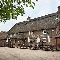 Langton Arms for hire