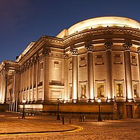 St George's Hall for hire