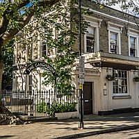 The Canonbury Tavern for hire