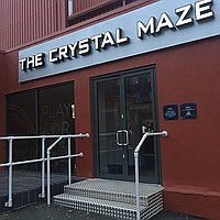 The Crystal Maze for hire