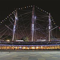 Cutty Sark for hire
