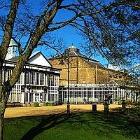 Buxton Pavilion Gardens for hire