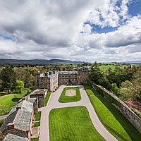 Appleby Castle for hire