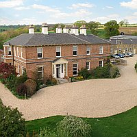 The Coach House Marquee for hire