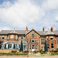 Burn Hall Hotel for hire