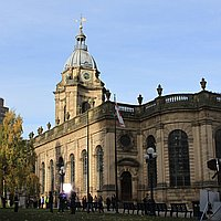 Birmingham Cathedral for hire