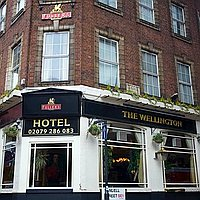 Wellington Hotel for hire