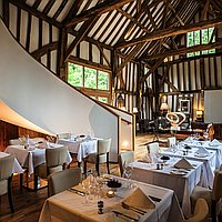 The Barn at Roundhurst for hire
