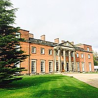 Chillington Hall for hire