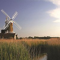 Cley Windmill for hire