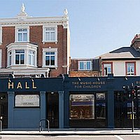 Bush Hall for hire
