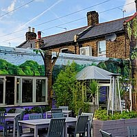 Clissold Arms for hire