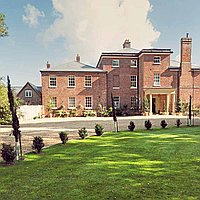 Barton House for hire