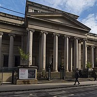 Manchester Art Gallery for hire