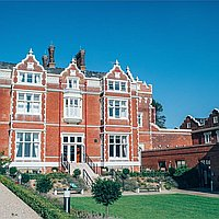 Wivenhoe House for hire