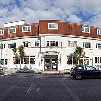 Riviera Hotel for hire