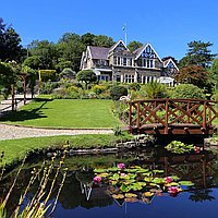 Yeoldon House hotel for hire