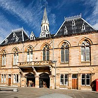 Bishop Auckland Town Hall for hire