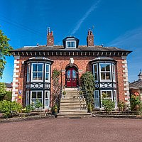 Brooklands Lodge for hire