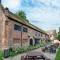 Tudor Barn for hire