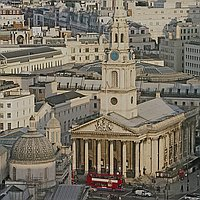 St Martin-In-The Fields for hire