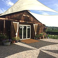 Cott Farm Barn for hire