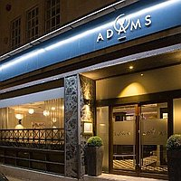 Adam's restaurant for hire