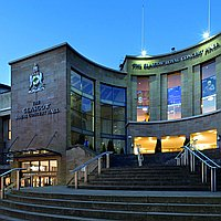 Glasgow Royal Concert Hall for hire