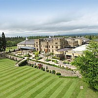Slaley Hall for hire