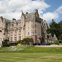 Kincardine Castle for hire