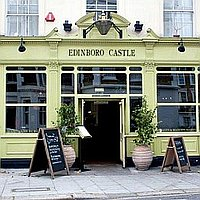 The Edinboro Castle for hire