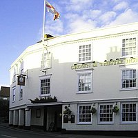Crown and Thistle Hotel for hire